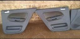 4 forros de porta do gol g5