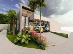 Casa em construção no condomínio Reserva das Paineiras (cód. CA00297)