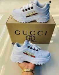 Tenis (Leia a Descrição) Gucci Novo