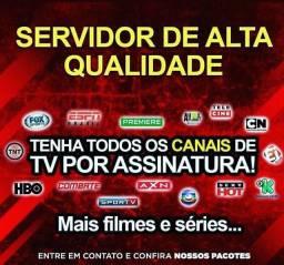 Tv via net