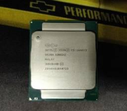 Processador Xeon E5 1660v3 8/16 Desbloqueado para Overclock