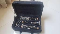 Clarinete Eagle CL 04N em Si bemol