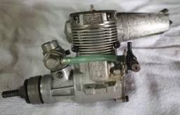Motor Os 46 AX Max Glow para Aeromodelos