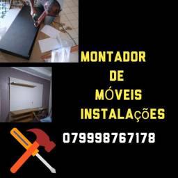 MONTADOR MONTADOR DE MÓVEIS