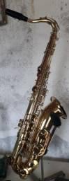 Vendo sax tenor seminovo