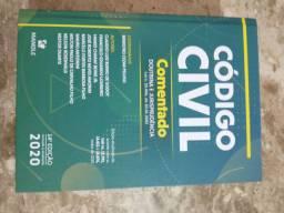 Livro Direito - Código Civil - 2020