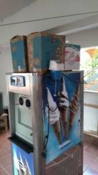 Máquinas sorvete  nova
