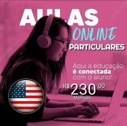 Professor Particular on-line | Inglês Conversação
