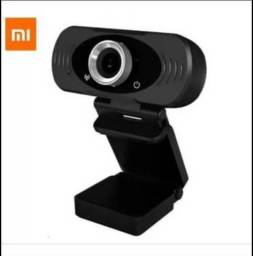 Webcam Xiaomi Full Hd lacrada na Caixa