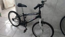 Bicicleta bike aro 20 Track Cometa revisada semi nova
