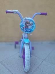 Bicicleta bandeirantes Frozen aro 14