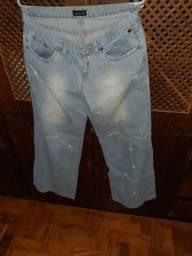 Calças Jeans Pouco Usadas