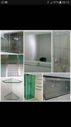 Vidrasseiro disponível para manutenção e vendas de vidros