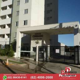 Apartamento para alugar com 3 dormitórios em Setor negrão de lima, Goiânia cod:24057