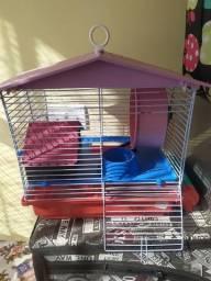 Casa para Hamster + acessórios
