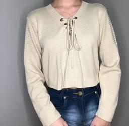 Blusinha de Lã nunca usada