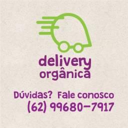 Motoboy entrega de alimentos em Goiânia