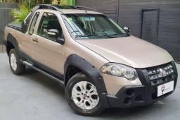 Fiat Strada  Adventure 1.8 Flex 2012 + Teto Solar