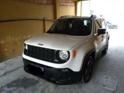 Jeep Renegade igual a zero