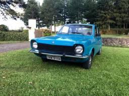 Corcel I 1976 - Azul