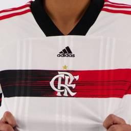Camisa Flamengo branca 2020