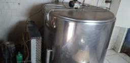 Tanque de leite Etscheid Techno