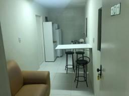 Apartamento mobiliado para alugar.