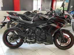 Yamaha Xj6 F 2011 Preta