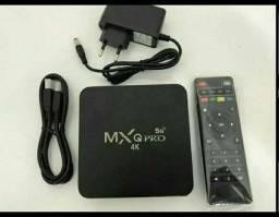 Conteúdo de TV ilimitado ,fuja da pirataria !!tenha o original TV box