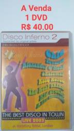 DVD Disco Inferno 2 Recorded by original artists