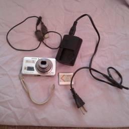 Câmera Sony Cyber-short 16.1 mega pixeis *