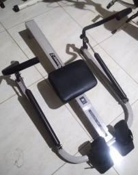 Remo seco, simulador de remo Atletic Rower 2
