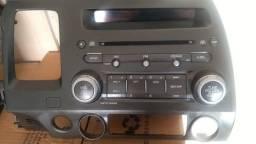 Radio Som Original Honda Civic 2007
