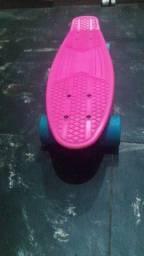 Skate rosa