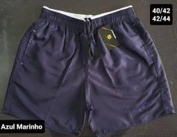 Leve 3 por R$ 90 - Bermuda Mauricinho Lisa