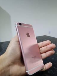 Iphone 6s, 32gb, seminovo, rosê