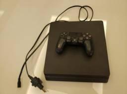 Playstation 4 Slim 1 TB Ac trocas