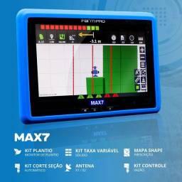 GPS Agricultura de Precisão.