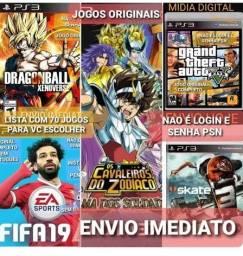 Monte Sua Lista de jogos para o playstation 3 Promoção !!
