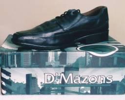 Sapato Social D'Mazons N°42