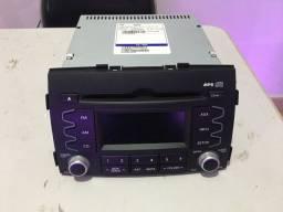 Som Radio Original Kia Sorento 2012 cod: 961402P400AMCA