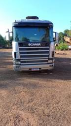 Cavalo Scania traçado 360
