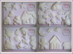 Kit Pintura Infantil - 80 peças - Entregamos