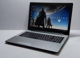 Notebook Lenovo Intel Core i3 8ª geração,4GB de memória RAM,hd 1TB e placa de vídeo 2GB