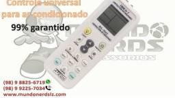 Controle Remoto Ar Condicionado Universal Da Em 99% Dos Ar em são luis ma