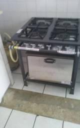 Toda linha de fogões para restaurantes/ tamanho 30x30 e 40x40 - a partir de r$ 450,00