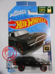 '70 Dodge Charger Fast & Furious - Hot Wheels 2018 (T04)