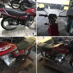 Honda CG 125 Today 89 - 1989