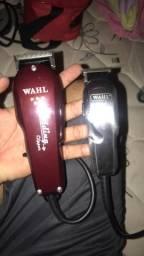 Whal balding e hero 700 reais as duas barbeiro
