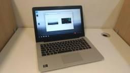 Ultrabook CCE F7 - Intel Core i7-3517U.